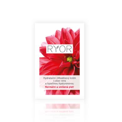 Tester - hydratační 24hodinový krém s aloe vera(7268)
