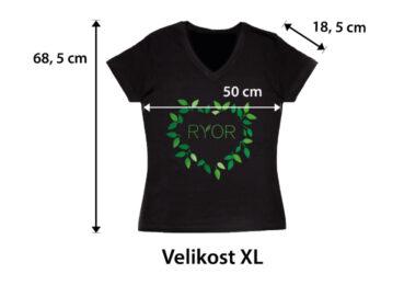 TRIKO RYOR SE SRDCEM vel.XL(601456)