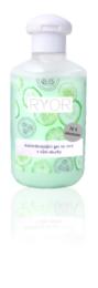 Antimikrobiální gel na ruce s vůní okurky