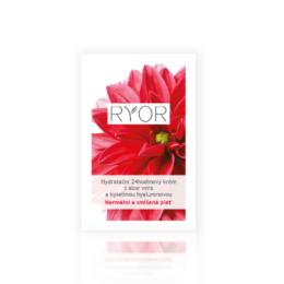 Tester - hydratační 24hodinový krém s aloe vera
