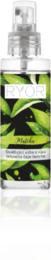 Osvěžující mlha s vůní zeleného čaje Matcha