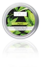 Výživné tělové máslo s vůní zeleného čaje Matcha